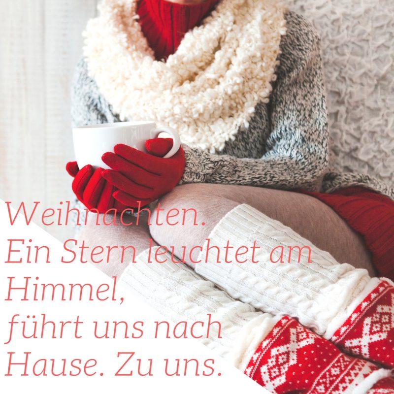 Zitate zu Weihnachten für Grußkarten