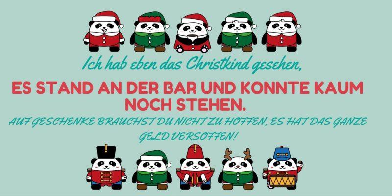 Zitate zu Weihnachten lustige Ideen