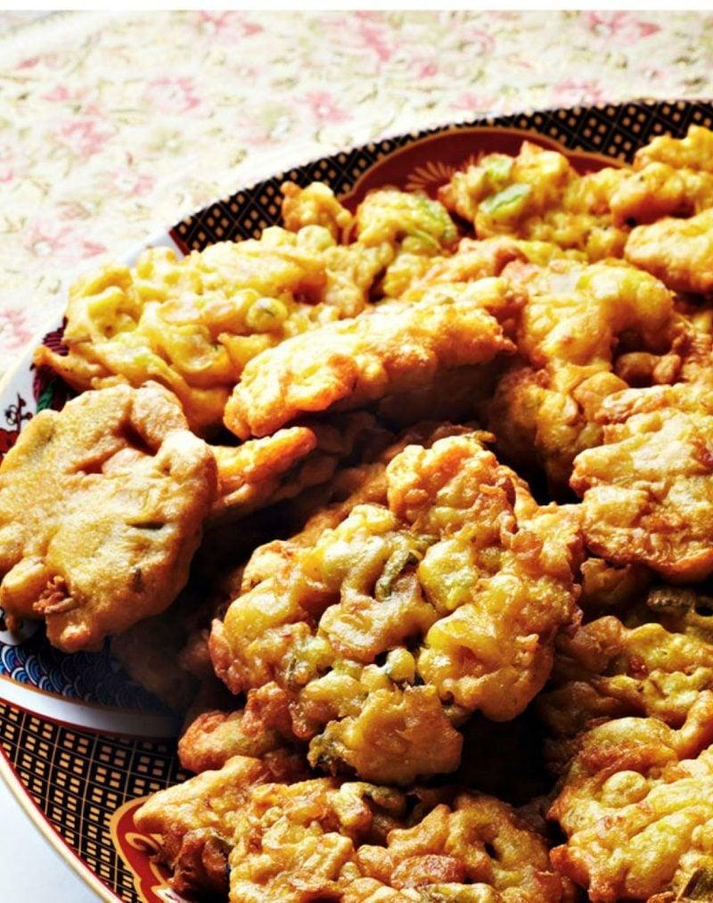 afghanische kuche kikhernelettuset
