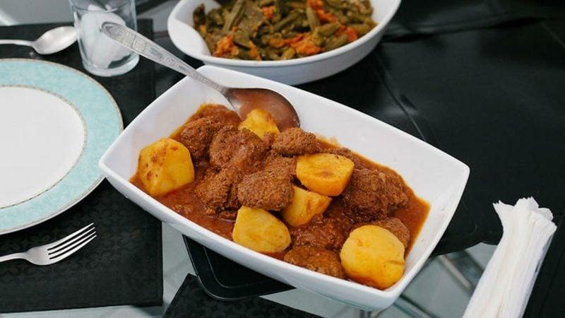 afghanische kuche meatballs