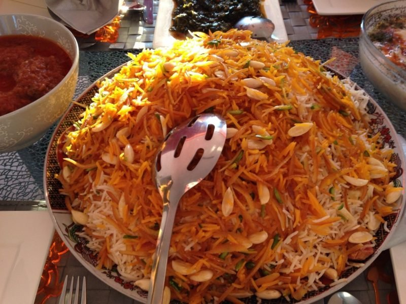 afghanische kuche