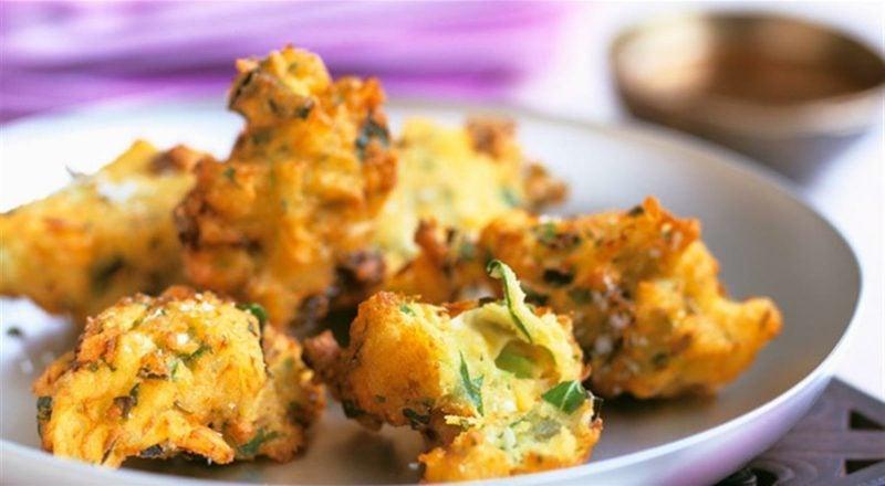 afghanische kuche potato pakora