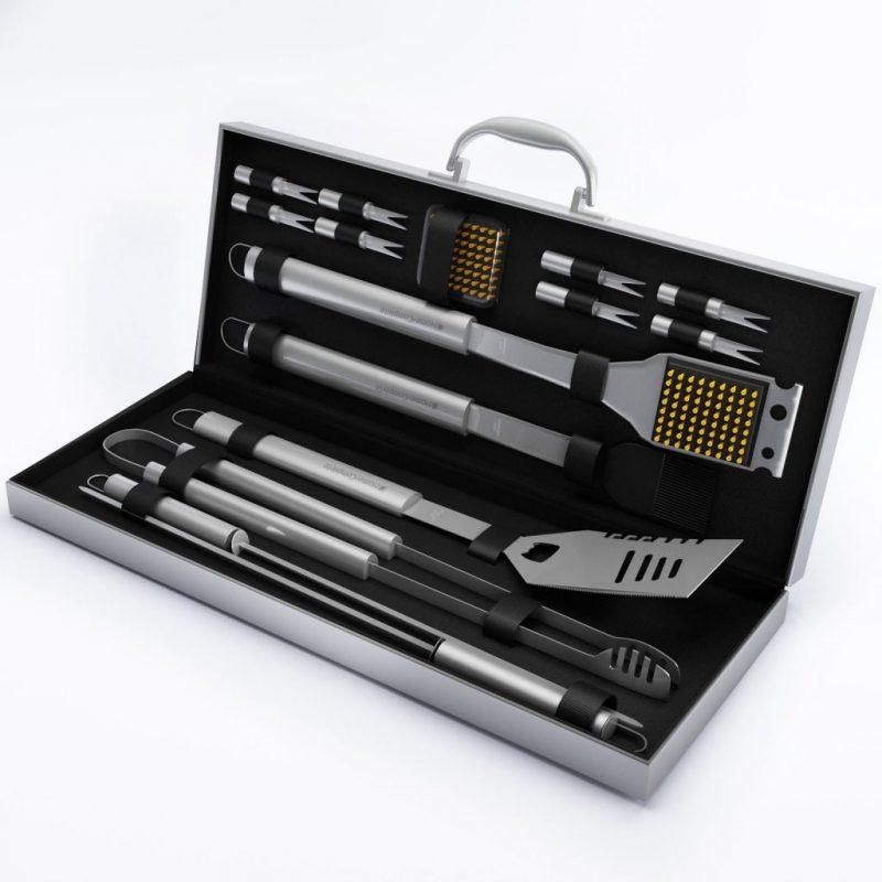 Männergeschenke zu Weihnachten bbq tools set