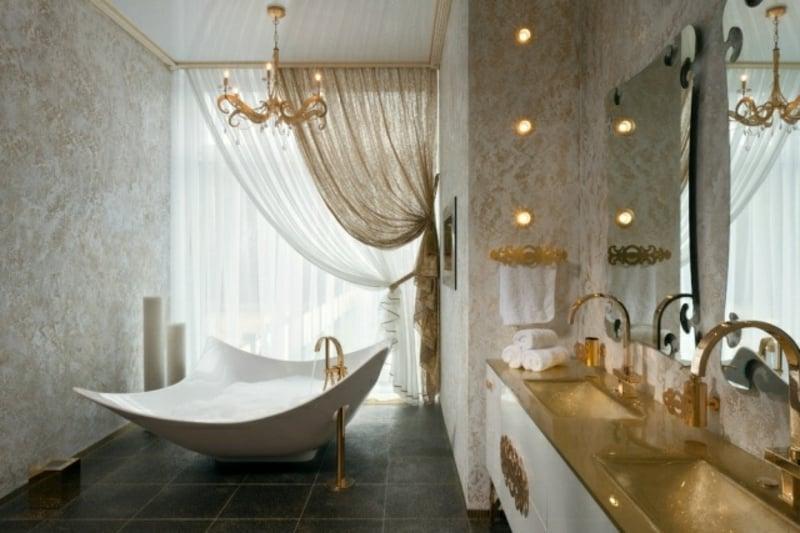 Luxus Badezimmer – 49 inspirierende Einrichtungsideen