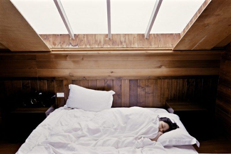 Aufbau von Boxspringbett mehr Schlafkomfort