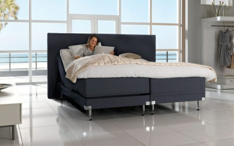 aufbau von boxspringbett und die vorteile die daraus folgen. Black Bedroom Furniture Sets. Home Design Ideas