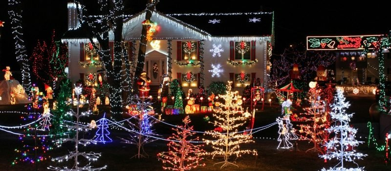 ich hasse weihnachten bad christmas lights