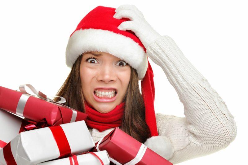 ich hasse weihnachten holiday stress