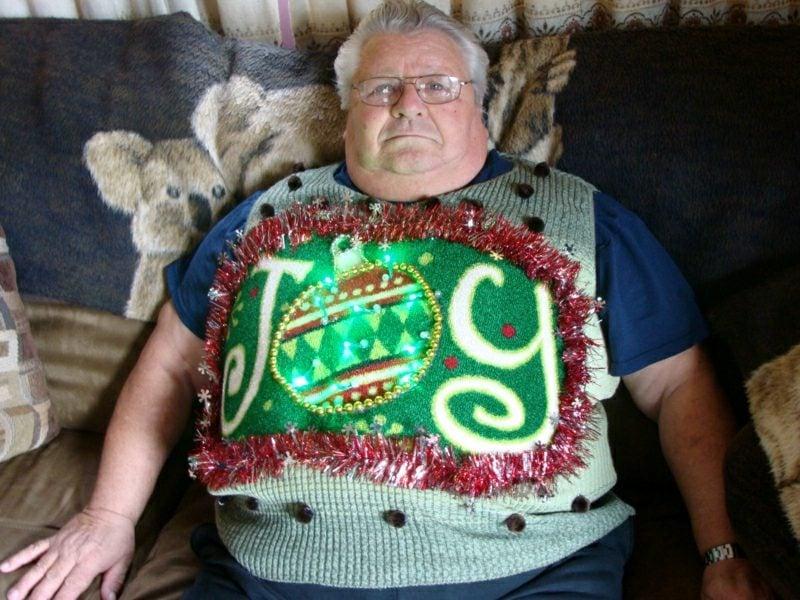 ich hasse weihnachten my ugly christmas sweater