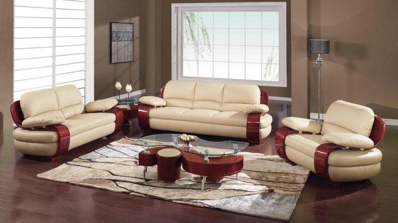 Moderne Ledermöbel ins Interior einschreiben!