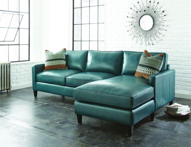 Elegante Ledermöbel mit charmantem Design!