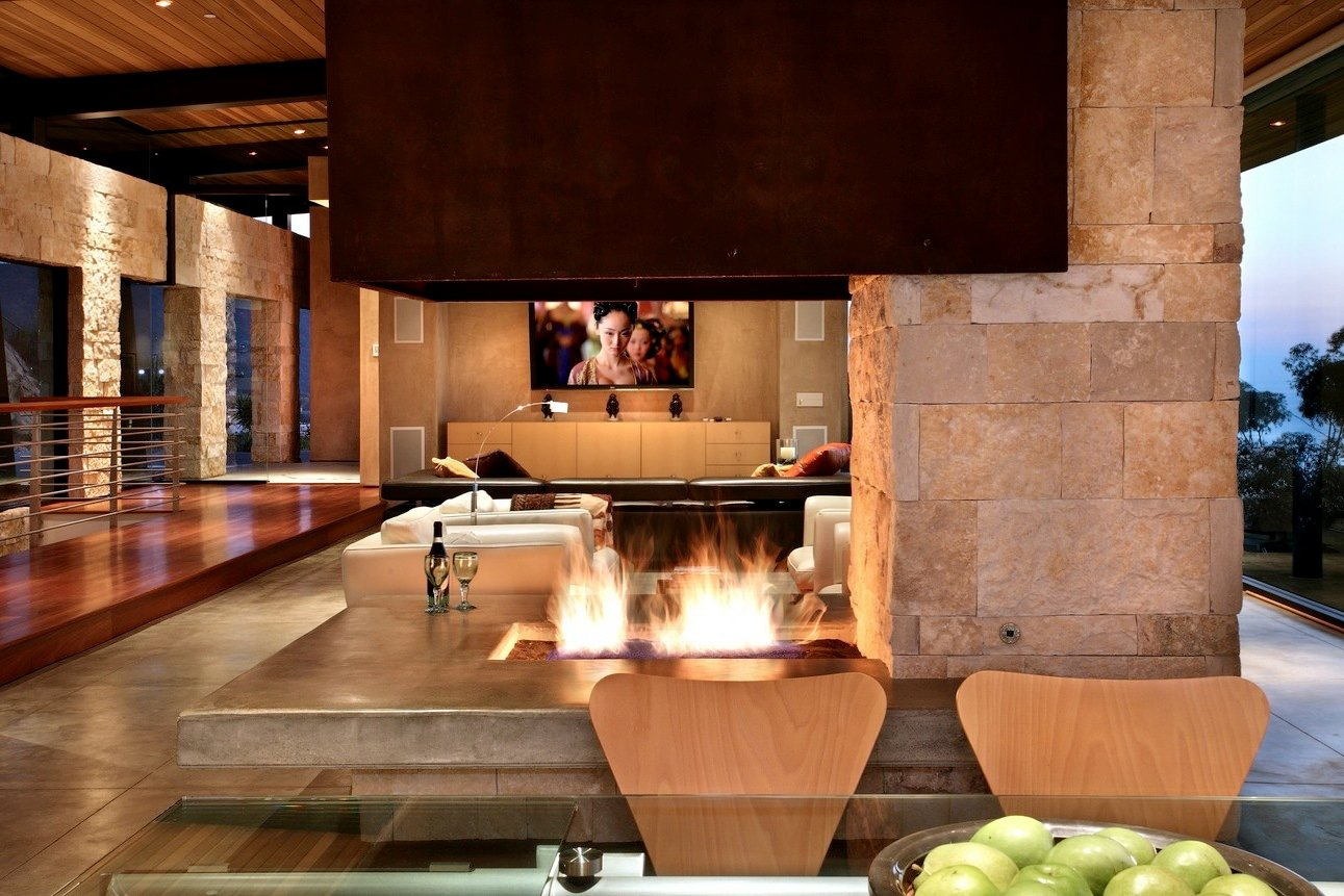 offene kamine sinnvolle idee oder nicht innendesign zenideen. Black Bedroom Furniture Sets. Home Design Ideas