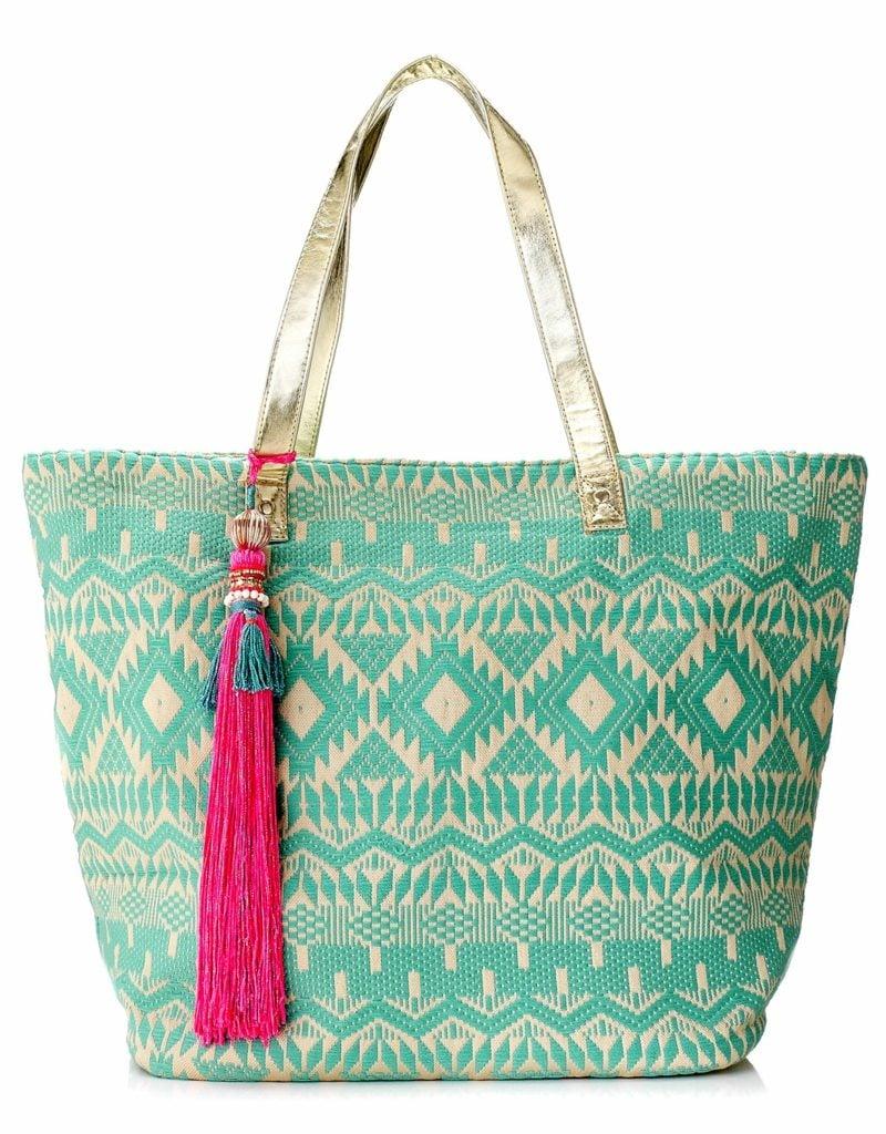 Strandtasche nähen herrliches Design origineller Look