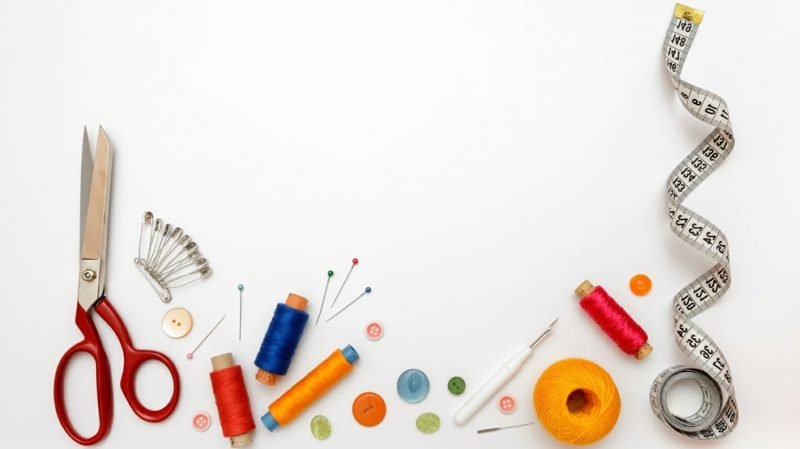 kreative DIY Ideen Strandtasche nähen notwendige Materialien
