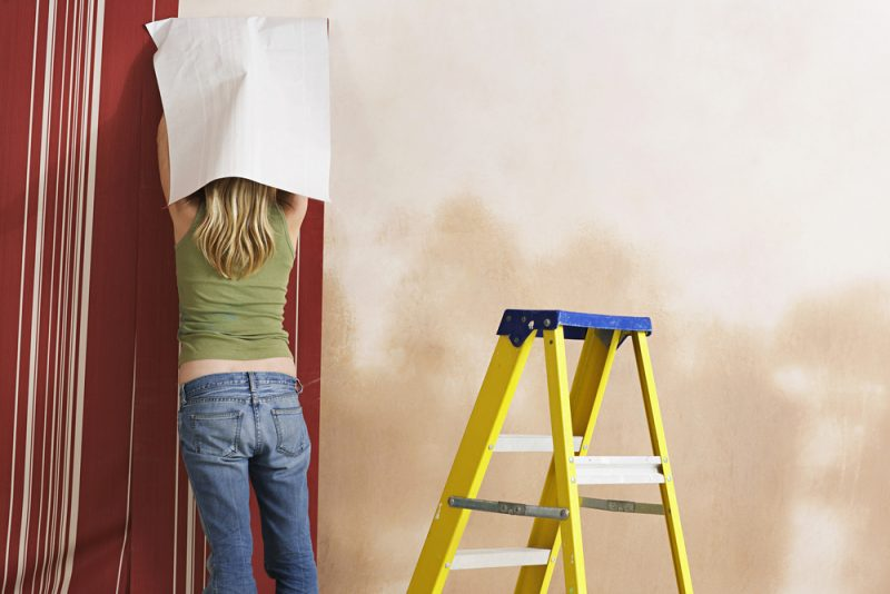 DIY Anleitung Tapezieren - Ihre Tapete selber gestalten