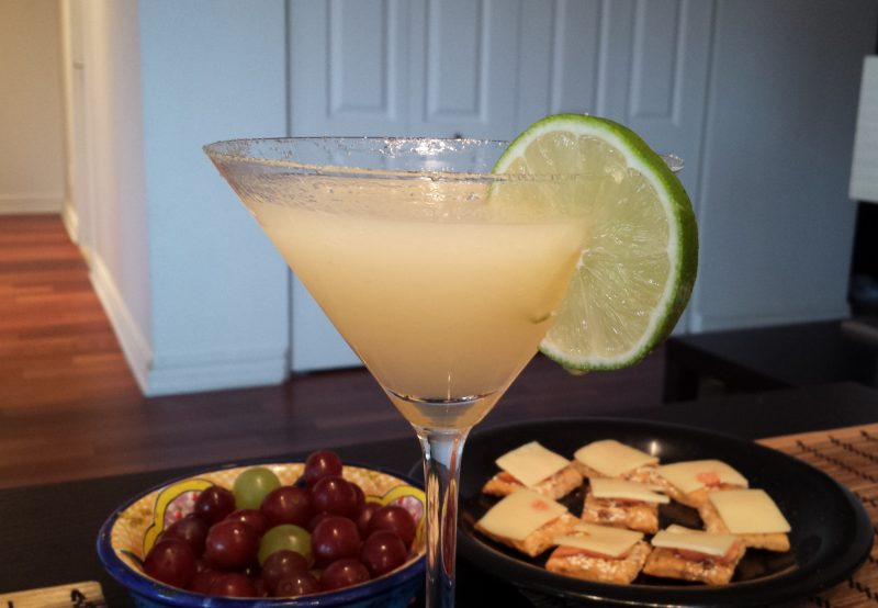 viking-martini lime cherry