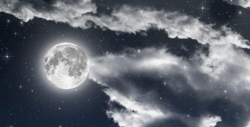 Mondkalender 2015 für Garten wichtige Mondphasen Vollmond