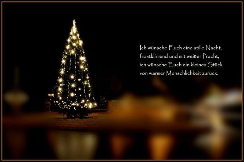 besinnliche Zitate für Weihnachten kreative Ideen