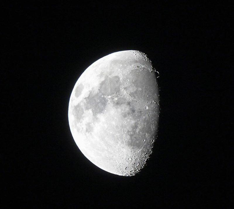 Mondkalender 2015 für Garten abnehmender Mond