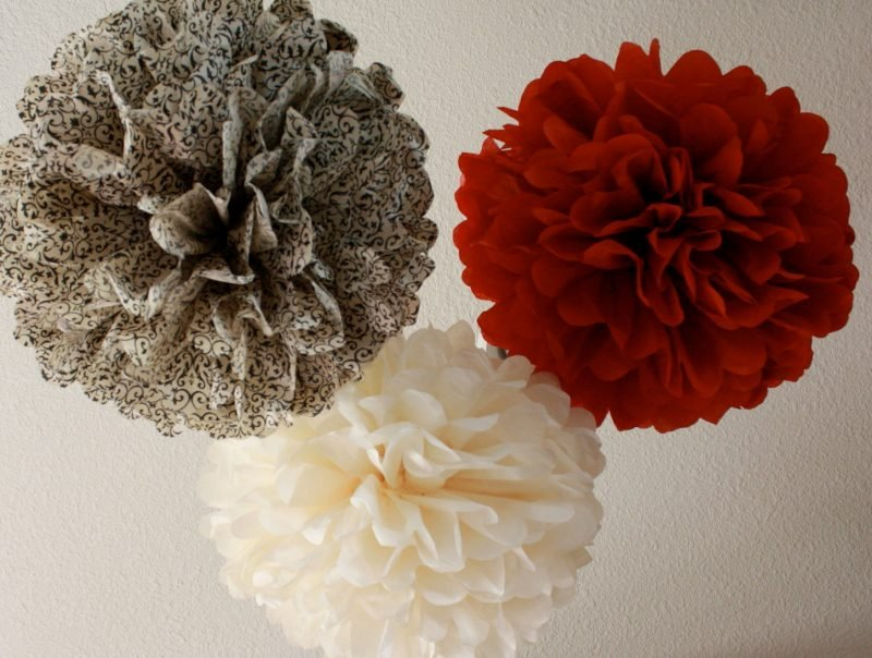 Tolle Pompons