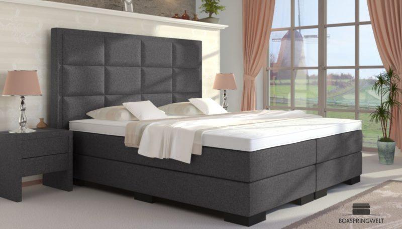 Luxusbetten gegen günstigeres Boxspringbett - warum sollten Sie für Luxus entscheiden?