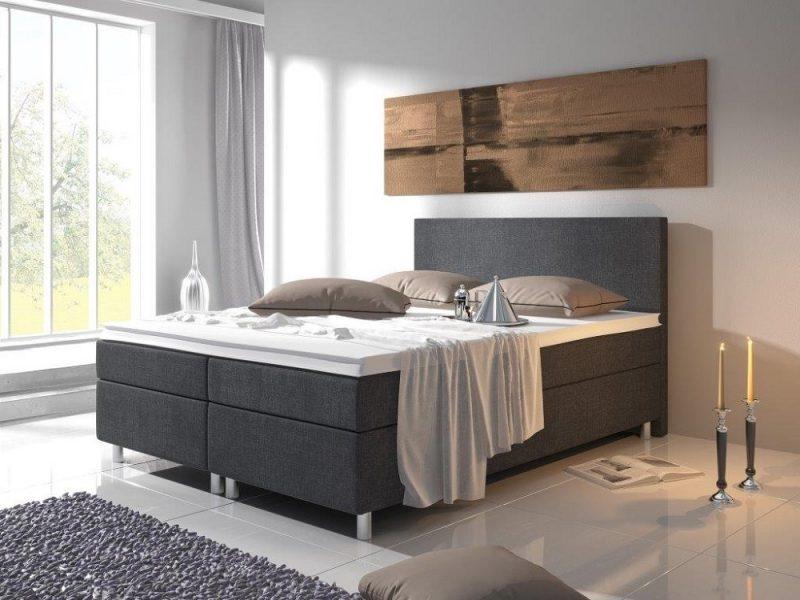 boxspringbetten der luxusklasse m bel trends zenideen. Black Bedroom Furniture Sets. Home Design Ideas