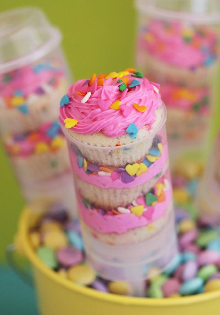Pushup-Cake Pop Zubehör