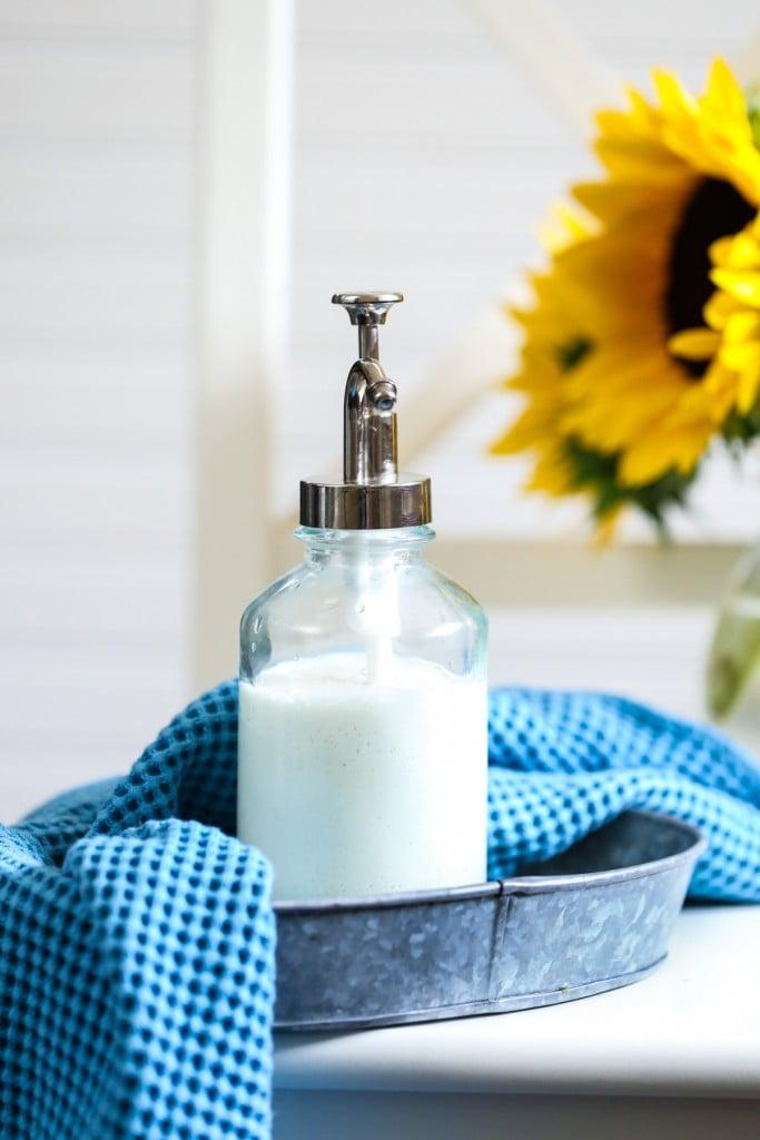 Duschgel selber machen Rezepte
