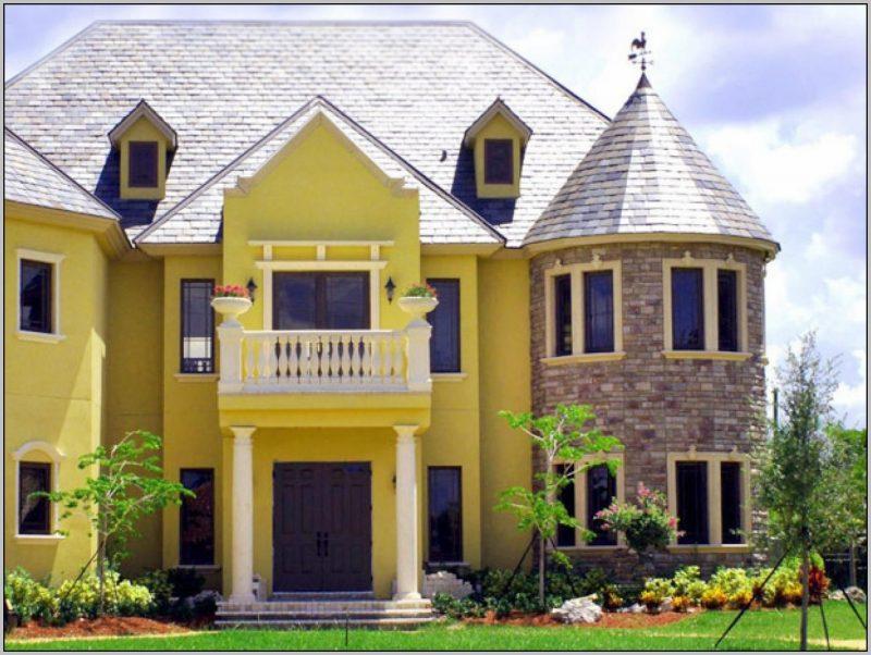 Die passende Farbnuance für Ihr Haus