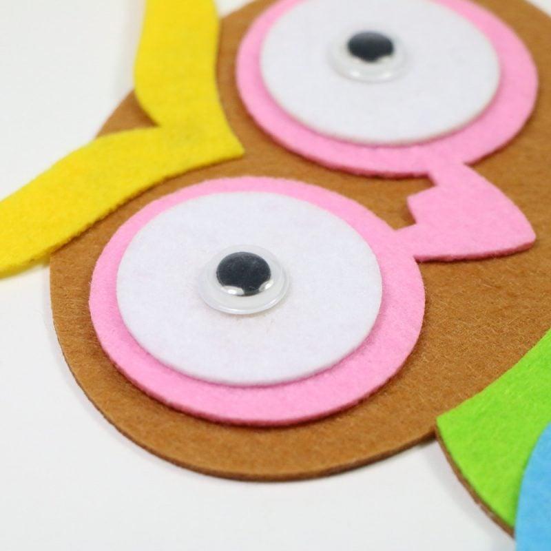 Spielzeuge aus Filz für Kinder selber basteln