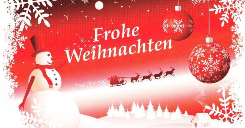 Zitate für Weihnachten Weihnachtswunsch Christbaumkugeln Schneemann