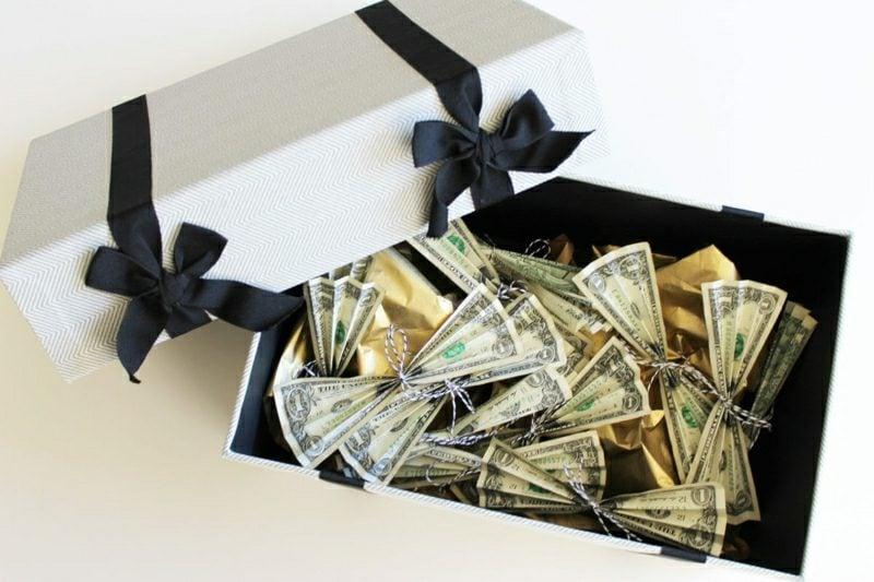 geldgeschenke money gift