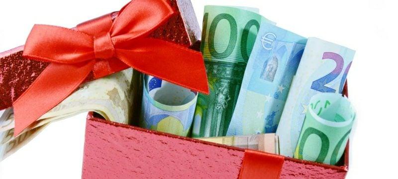geldgeschenke verpacken weihnachten