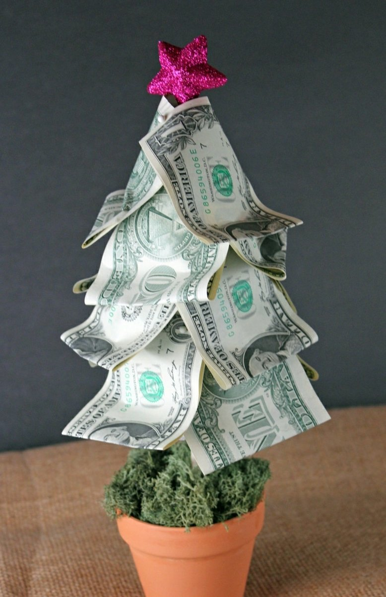 geldgeschenke creative ways money weihnachten