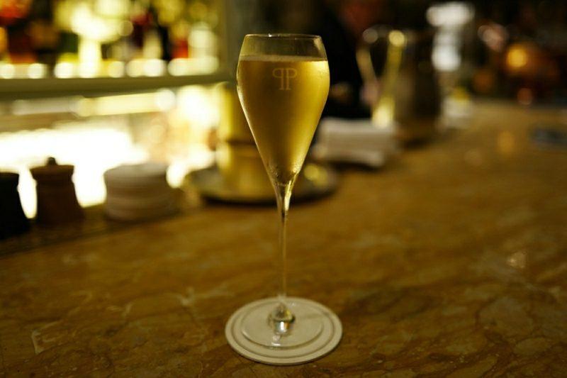 gin cocktailschampagne