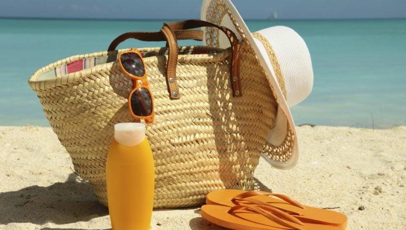Strandtasche nähen für all Ihre Strandsachen