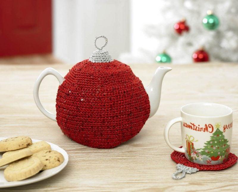 Häkeln für Weihnachten - einzigartige Stücke basteln