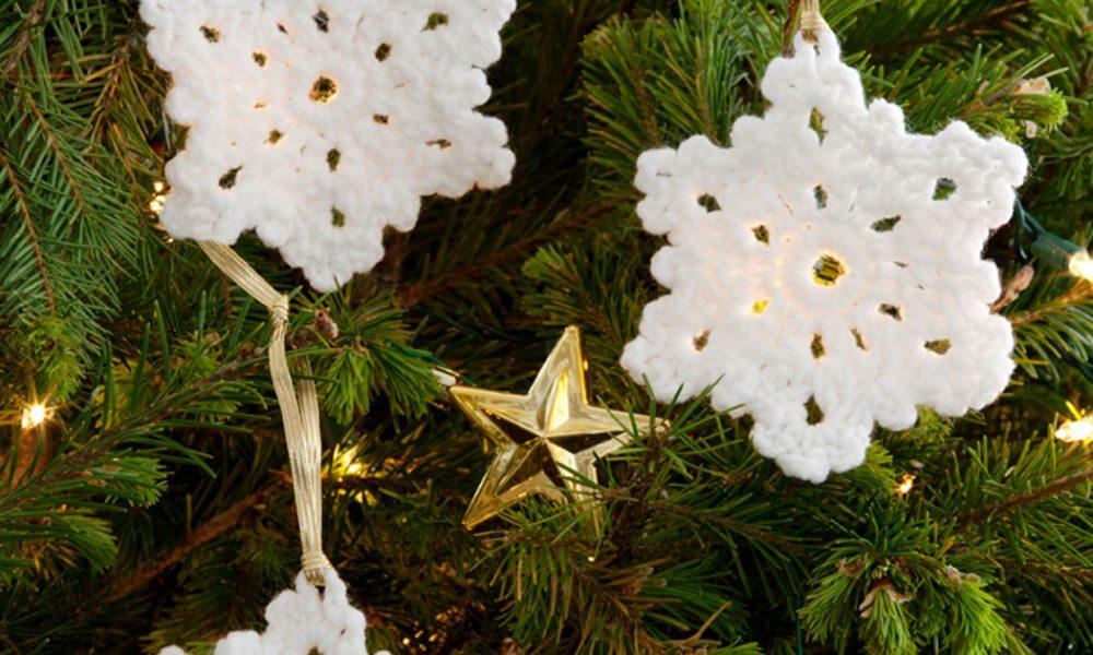 Häkeln für Weihnachten - 31 warme Dekorationen - DIY ...