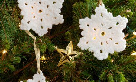 Häkeln für Weihnachten DIY Christbaumschmuck