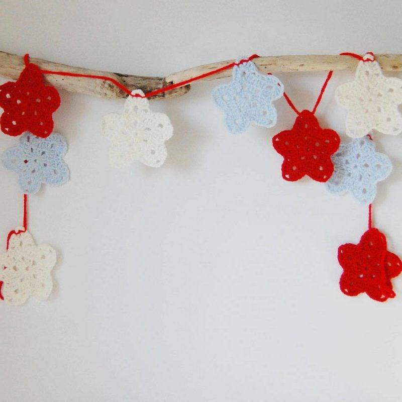Hakeln Fur Weihnachten 31 Warme Dekorationen Diy Weihnachtsdeko