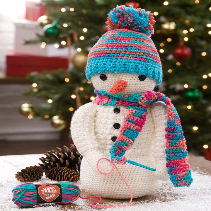Häkeln Für Weihnachten 31 Warme Dekorationen Diy Weihnachtsdeko