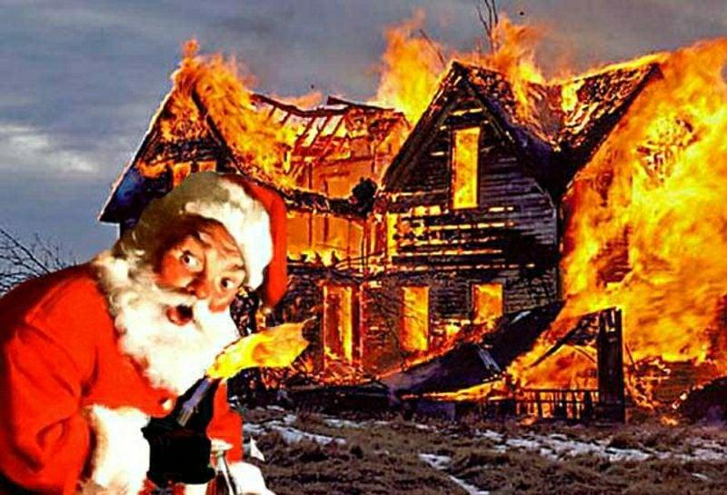 ich hasse weihnachtenich evil santa