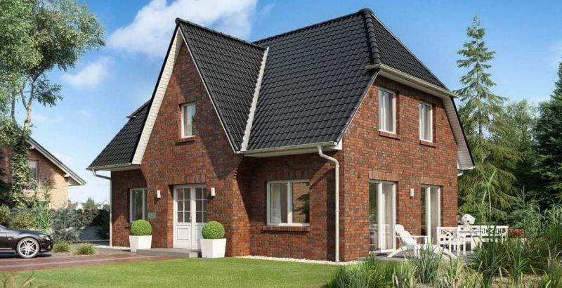 Verschiedene Haustypen verleihen Individualismus Ihres Hauses