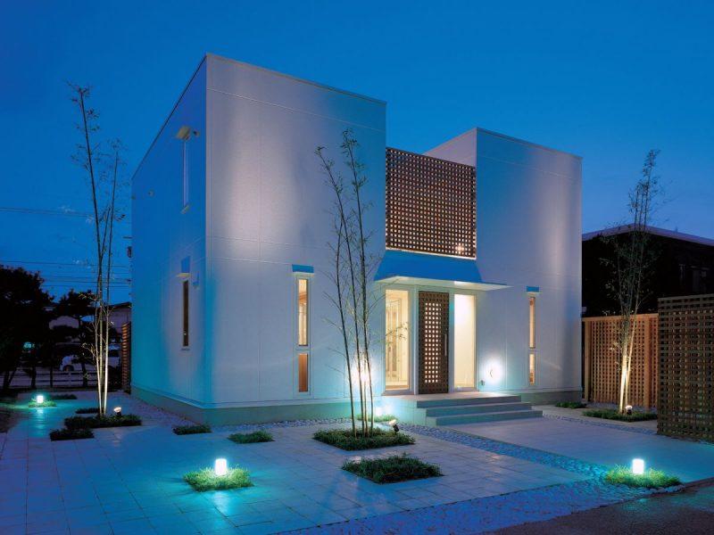 Innovative Fassadenfarbe