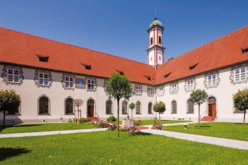 Klosterurlaub im Kloster im Allgau