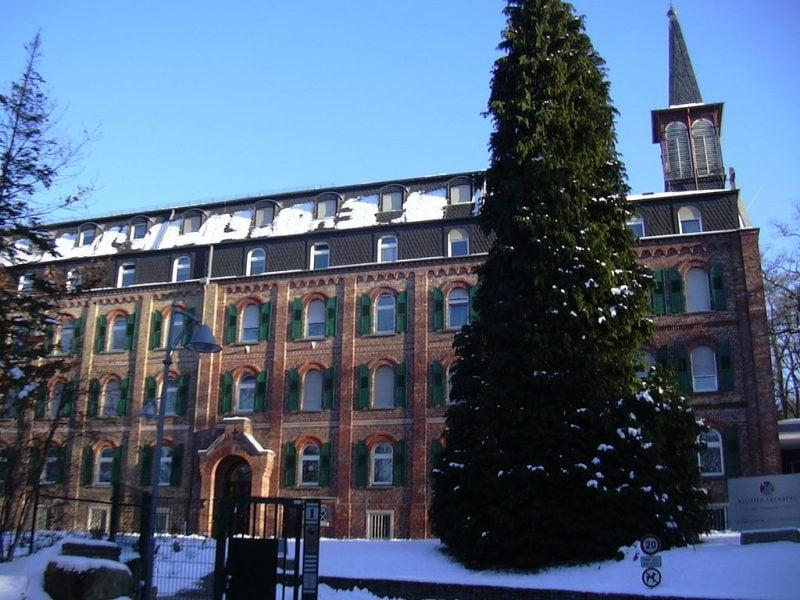 Klosterurlaub im Mutterhaus Arenberg