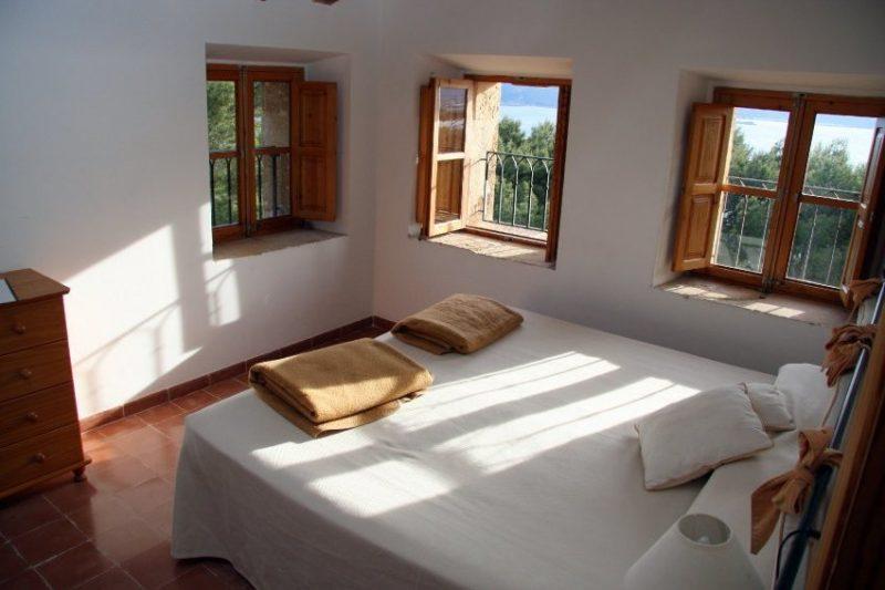 So sehen die Zimmer in einem Kloster