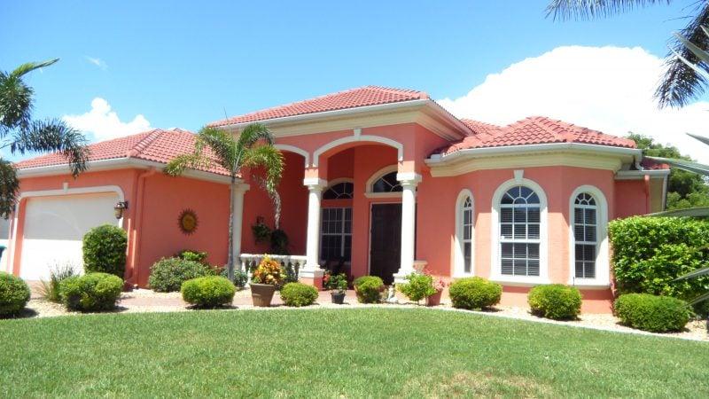 Beispiele F R Fassadenfarben Architektur Zenideen