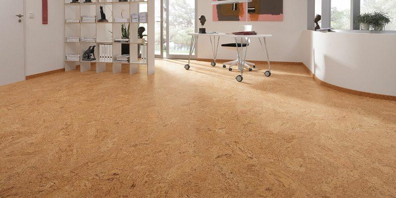 Korkboden wohnzimmer  Korkboden - Warm bis zu einem natürlichen Wunder - Bodenbeläge ...