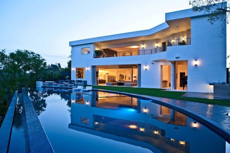 Wohnen Sie in einem solchen Luxushaus!